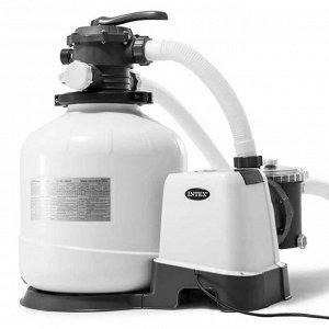 Фильтр-насос песчаный 220-240V, 8000 л/ч, 26648 INTEX