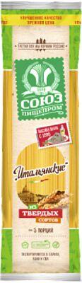 Спагетти тонкие, высший сорт, группа А 500 гр