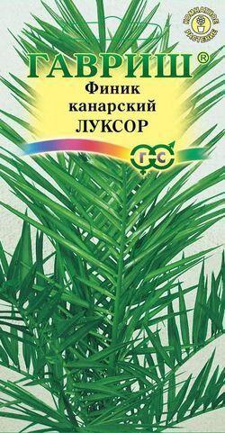 Семена Финик канарский Луксор 2 шт