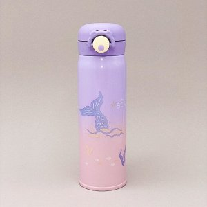 "Термос ""Mermaid"", purple (500ml)"