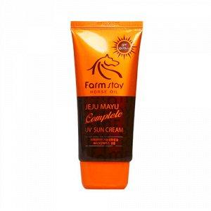Jeju Mayu Complete Uv Sun Cream Spf 50+ Солнцезащитный крем