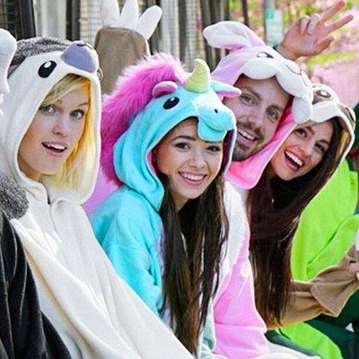 Ультралегкие куртки — КИГУРУМИ для взрослых — Карнавальные товары
