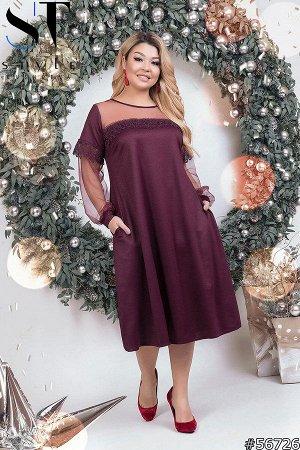 Платье 56726
