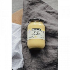 Горчица дижонская Beaufor