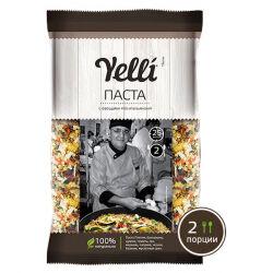 Паста с овощами по-итальянски Yelli, 120 гр