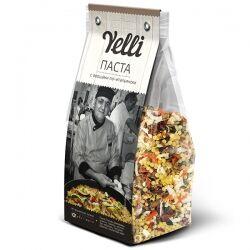 Паста с овощами по-итальянски Yelli, 250 гр