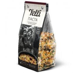 Паста с белыми грибами по-итальянски Yelli, 250 гр