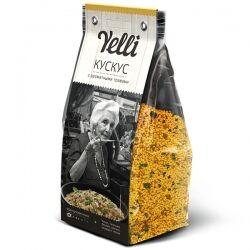 Кускус с ароматными травами Yelli, 250 гр