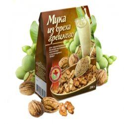 Мука из ореха грецкого, 200 гр