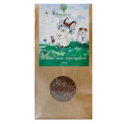 Семена льна коричневого, 400 гр,