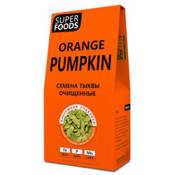 Семена тыквы очищенные (Orange Pumpkin), Компас Здоровья, 70 г