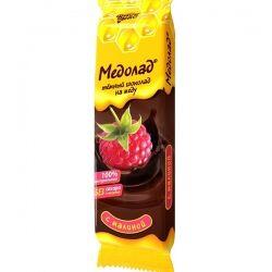 Медолад (шоколад на меду с малиной), Вкуснолето, 50 г
