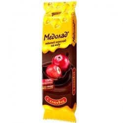 Медолад (шоколад на меду с клюквой), Вкуснолето, 50 г