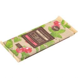 Стевилад (тёмный шоколад без сахара) с клюквой, Вкуснолето, 100 гр