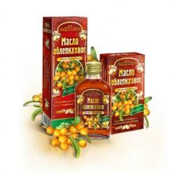Масло облепиховое «Organic Altay», 100 мл