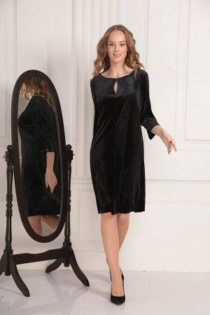 Платье AMORI 9435 черное