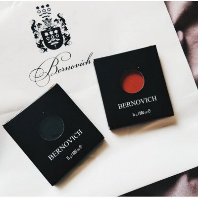 LuxVisage, LILO, BERNOVICH - Белорусская косметика. Новинки! — Bernovich тени МОНО — Для глаз