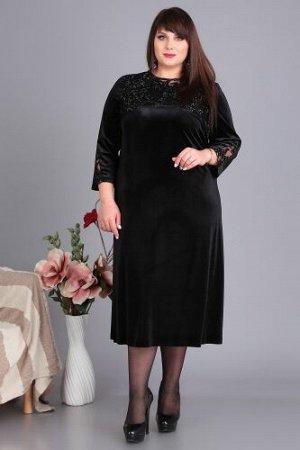 Платье Novella Sharm 3397 чёрный