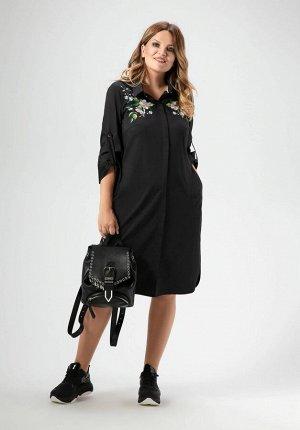 Платье Panda 455180 черный