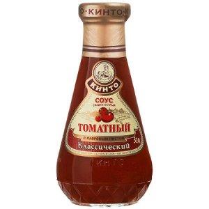 Соус Кинто томатный Классический 310г