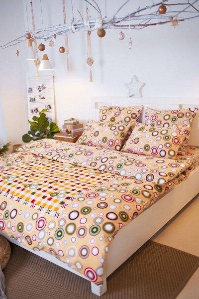 Фланелевое постельное белье Незаменимо в межсезонье   — Фланель 2 сп — Полутороспальные комплекты