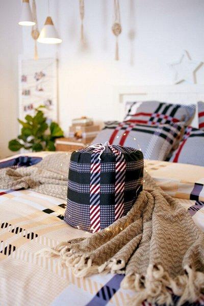 ❄Фланелевое постельное белье❄ Незаменимо в межсезонье  — Фланель Дуэт — Полутороспальные комплекты