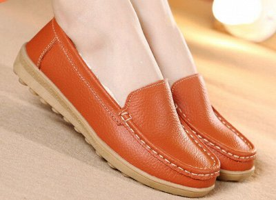 -50% 🔥 На Удобную Летнюю Обувь до 43р!!!   — Меховые мокасины — Мокасины