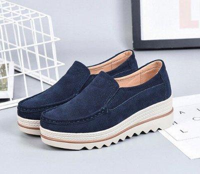 -50% 🔥 На Удобную Летнюю Обувь до 43р!!!   — САМЫЕ ПОПУЛЯРНЫЕ МОДЕЛИ! — Мокасины