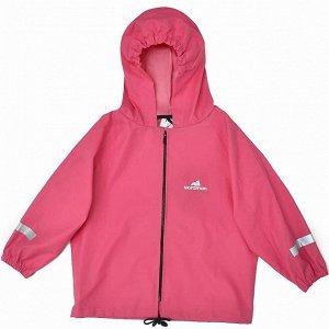 Куртка детская Nordman водонепроницаемая розовая