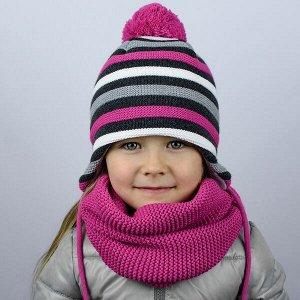 Отличная зимняя шапка