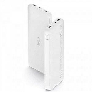 Внешний аккумулятор Redmi Power Bank 10000 mAh