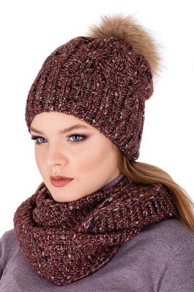 Svyatnyh *Классика для мужчин и женщин*09*20 — Шапки женские — Вязаные шапки
