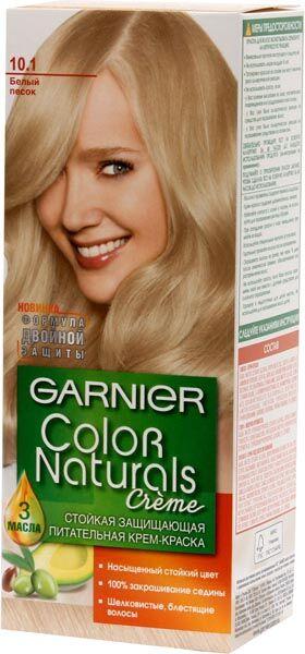 Крем-краска COLOR NATURALS 10.1 Белый песок 100мл