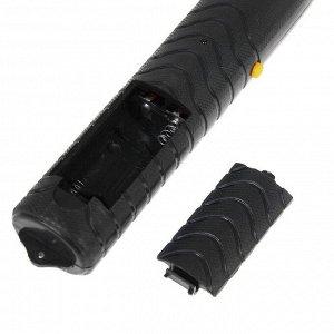 Мухобойка LRI-50, электрическая, 46 х 17 см, 2хAA (не в комплекте), МИКС