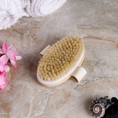 Красивая и удобная ванная: Мебель, смесители, аксессуары — Щётки