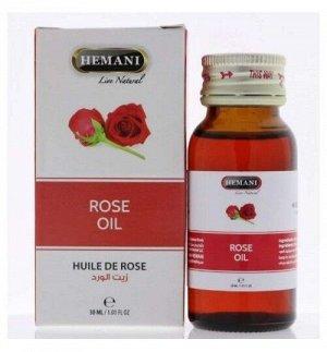 Hemani Rose Oil 30ml/ Хемани Масло розы 30мл