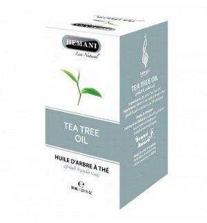 Hemani Tea Tree Oil 30ml/ Хемани Масло Чайного Дерева 30 мл.
