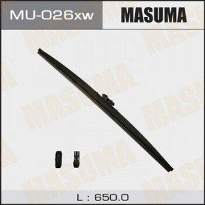 Дворник зимний MASUMA 26' DNTL 1.1 (650мм)