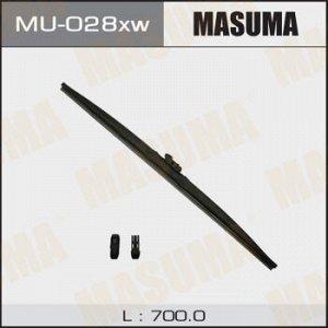 Дворник зимний MASUMA 28' DNTL 1.1 (700мм)