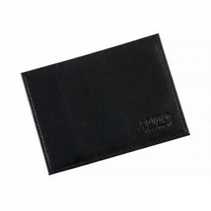 Бумажник водителя Premier, карман, натур.кожа, Черная ладья №327