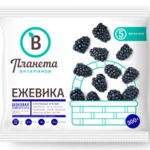 Ежевика, Планета Витаминов, 300 г