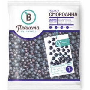 Смородина черная, Планета Витаминов, 1000 г, (6)