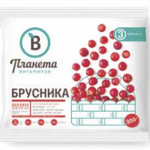 Брусника, Планета Витаминов, 300 г