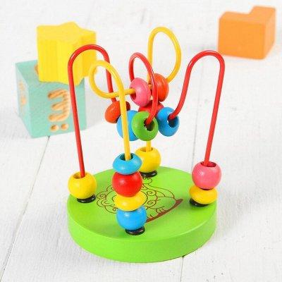 Игры и игрушки — Деревянные игрушки-1. — Игрушки и игры