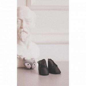 Обувь для кукол «Темная ночь», набор для создания, 10.2 ? 29.5 см