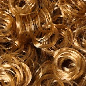 Волосы для кукол «Кудряшки» 70 г, размер завитка: 1 см, цвет D726