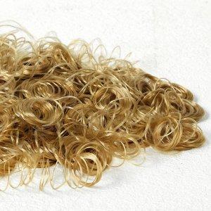 Волосы для кукол «Кудряшки» 70 г, размер завитка: 1 см, цвет D016