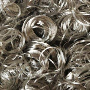 Волосы для кукол «Кудряшки» 70 г, размер завитка: 1 см, цвет D019