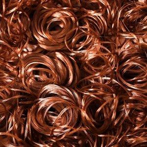Волосы для кукол «Кудряшки» 70 г, размер завитка: 1 см, цвет D6105