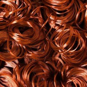 Волосы для кукол «Кудряшки» 70 г, размер завитка: 1 см, цвет D674